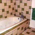 Установка ванны