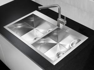 Выбор кухонной мойки - на что следует обратить внимание