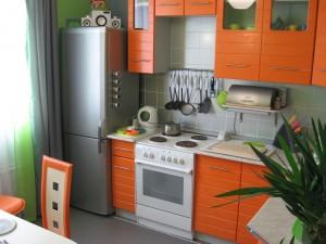Простой ремонт кухни