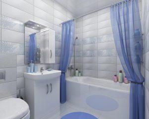 красиво оформить ванную комнату