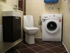 Стиральная машина в ванной: правила безопасности