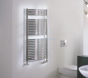 дизайн радиаторы для ванной комнаты