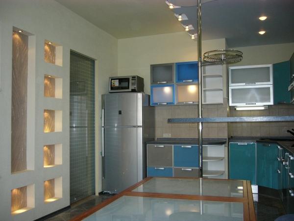 ремонт кухни фото