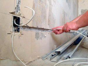 электропроводка в ванной комнате