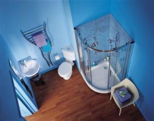 Дизайн и интерьер туалетной комнаты