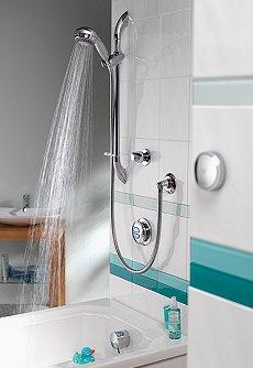 душ в ванной комнате фото
