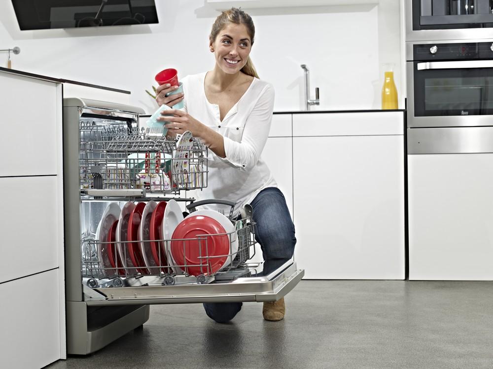 подключение посудомойки фото