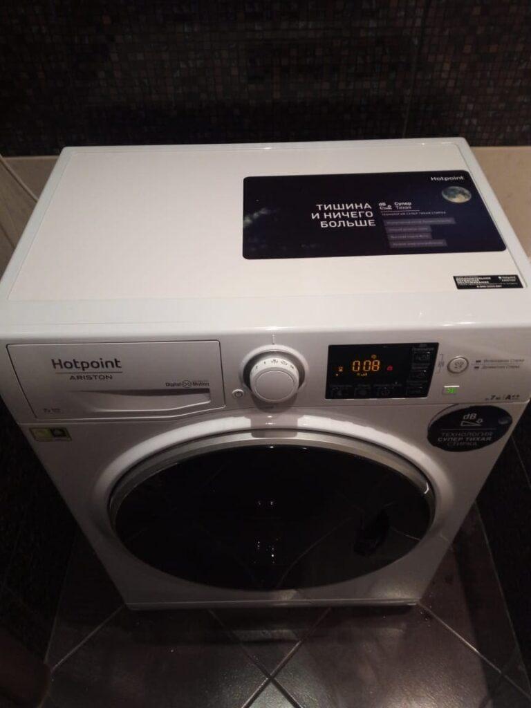 монтаж стиральной машины фото