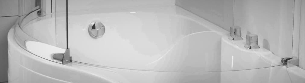 герметизация ванны фото