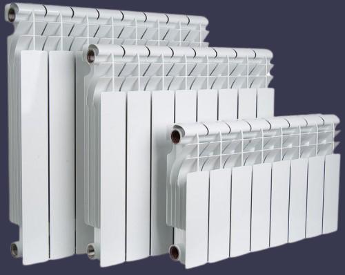 биметаллические радиаторы фото
